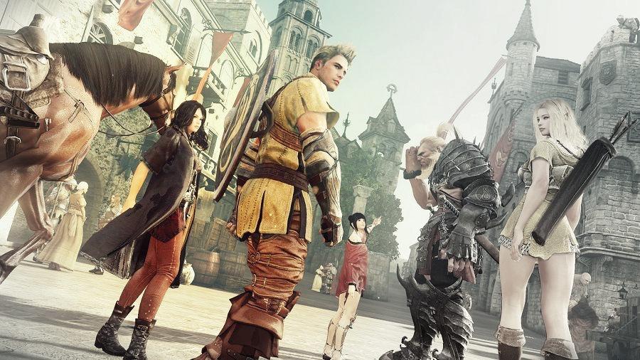 Black Desert Online,RPG,Pearl Abyss