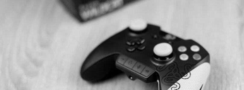 Razer Wildcat Controller Xbox One PC