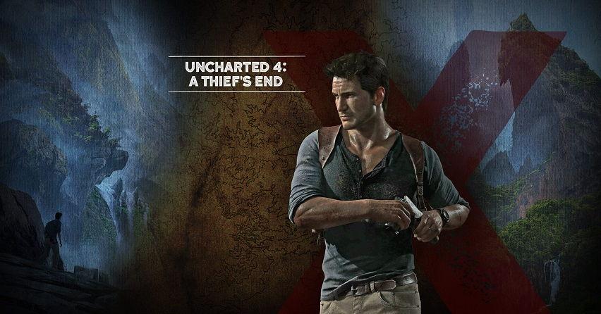 Uncharted 4, Naughty Dog