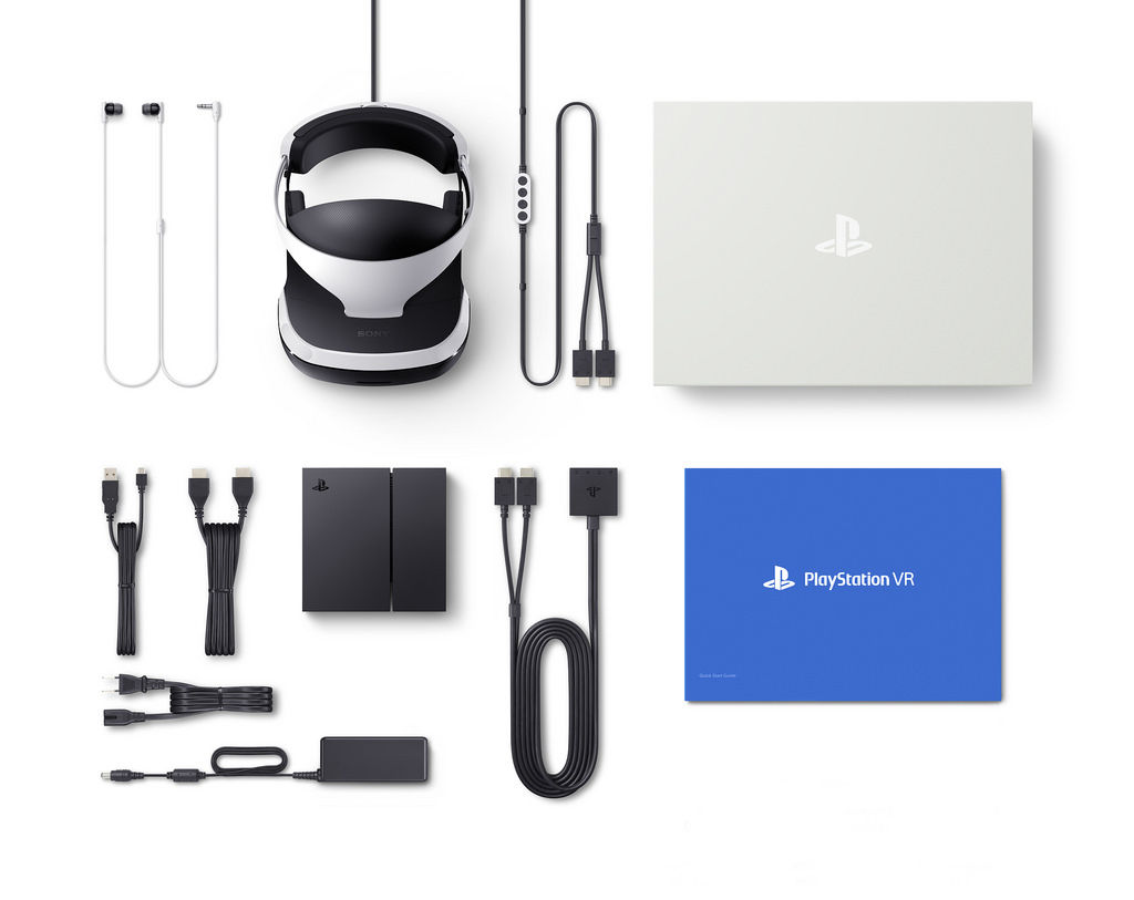 PlayStation VR, Sony