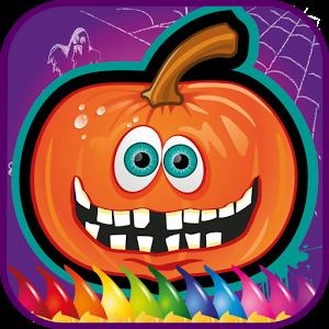 Halloween Kolorowanka