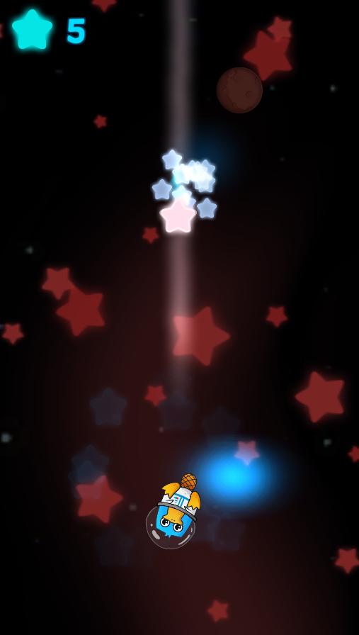 Dziobak w kosmosie