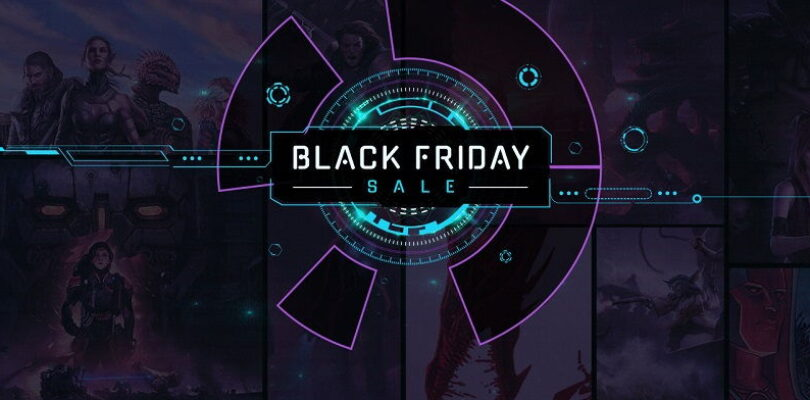 Black Friday GOG