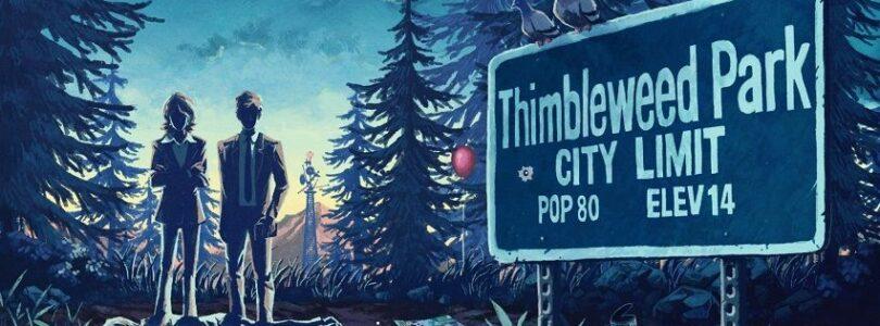 Thimbleweed Park Epic Games