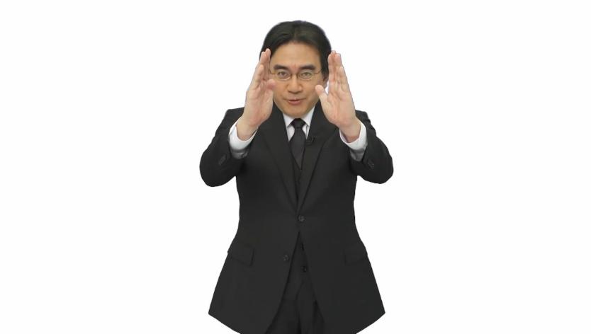 Satoru Iwata pokazywał, żeniekażdy prezes jest jak Bobby Kotick