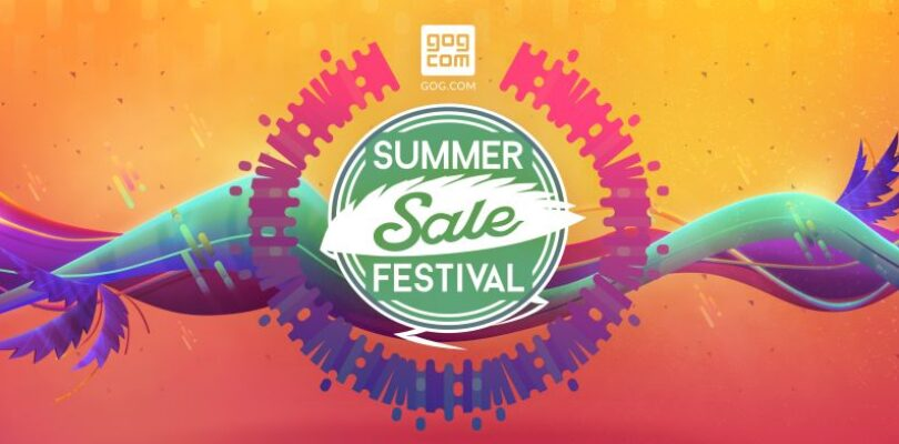 Summer Sale Festival GOG