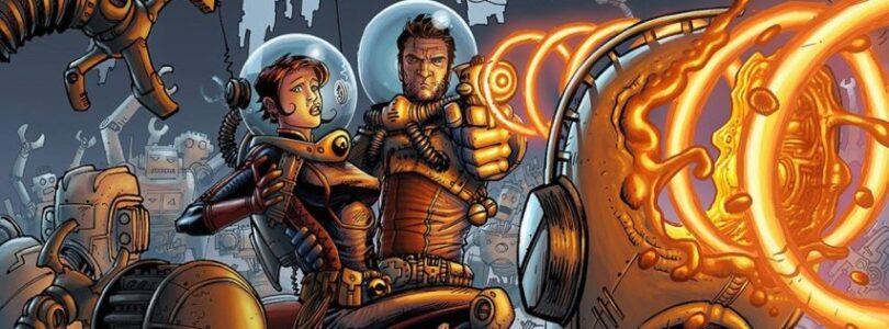 Recenzja Fear Agent komiks
