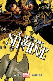 Komiks Doktor Strange recenzja