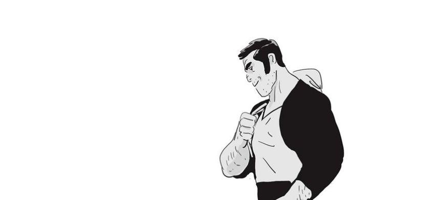 Komiks Lastman