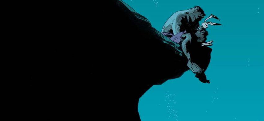 Komiks Hulk Szary recenzja ustatkowany gracz