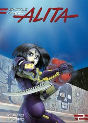 Recenzja Battle Angel Alita #2