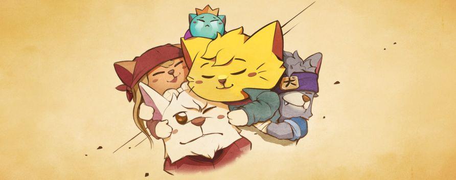 Jestem z-miau-szany, że lubię Cat Quest II