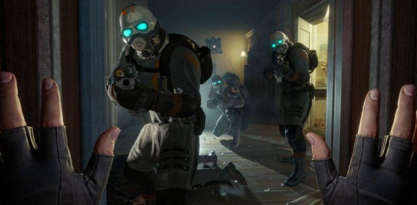 Half-Life: Alyx bez VR! Tyle, że z modami