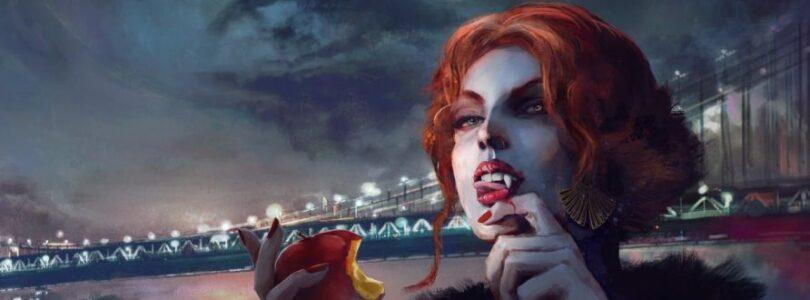 Coteries of New York to mierny Wampir i mierna visual novel