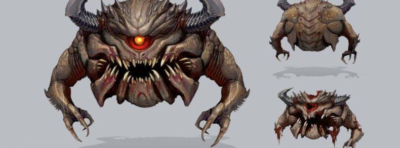 Poznaj potwory zDoom Eternal