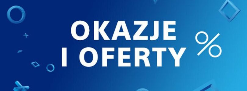 Okazje i Oferty PlayStation Store