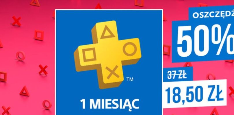 PlayStation Plus Promocja