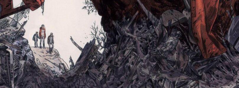 Recenzja komiksu Reszta świata 2
