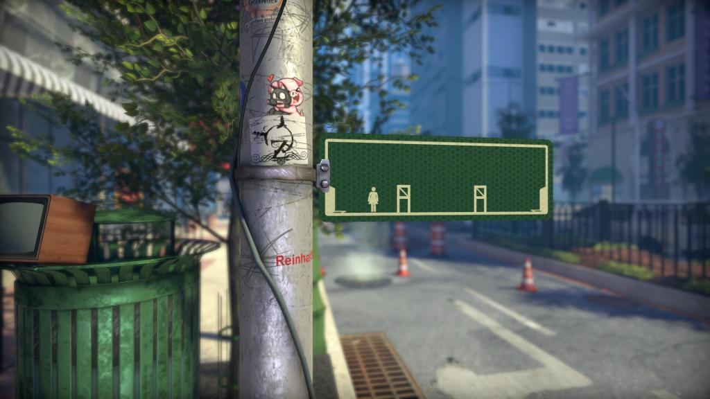The Pedestrian topoprostu genialny pomysł