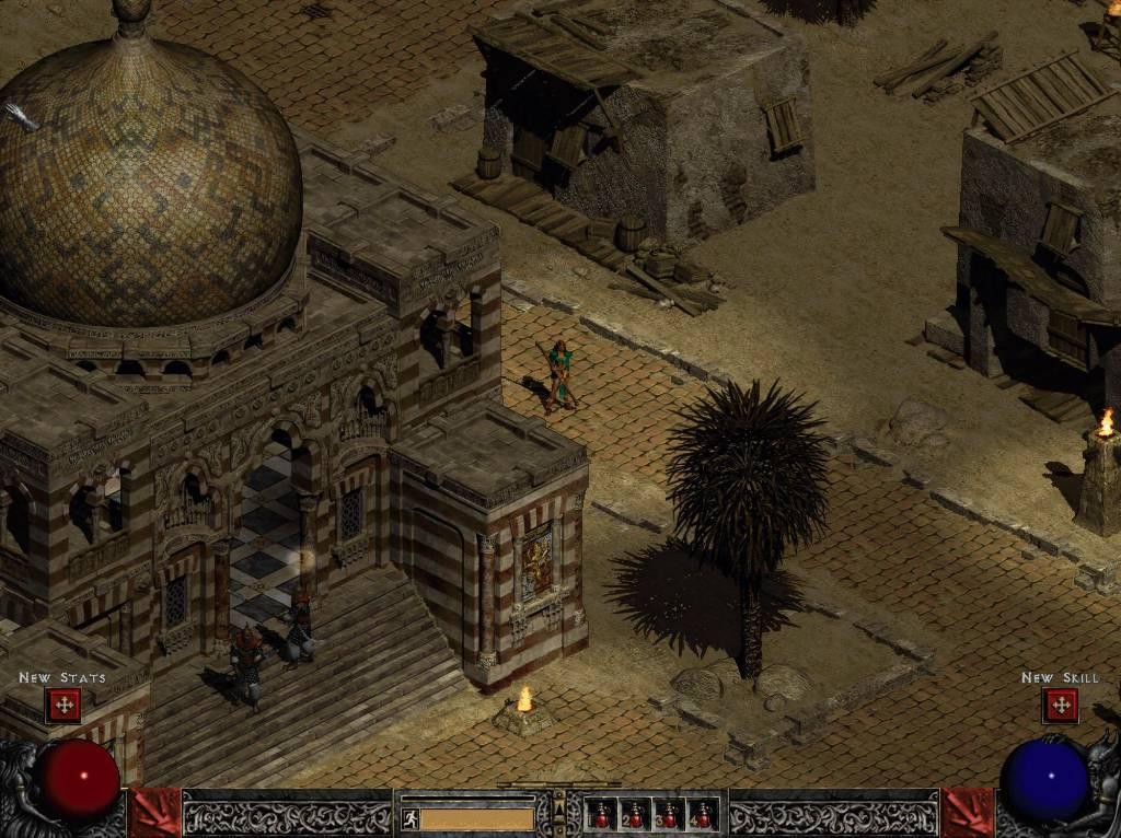 Diablo II Remastered ponoć wprodukcji