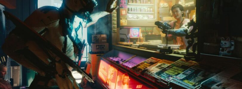 Cyberpunk 2077 Mikrotransakcje