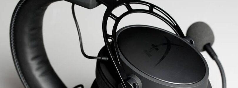 Test słuchawek Hyper-X Cloud Alpha S Blackout
