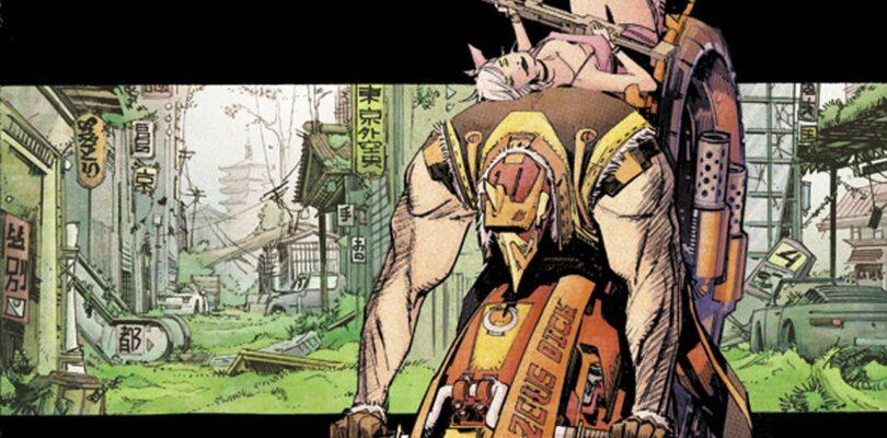 Non Stop Comics pokazało katalog nadrugą połowę 2020