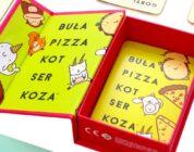 Buła, Pizza, Kot, Ser, Koza – sposób naudaną imprezę