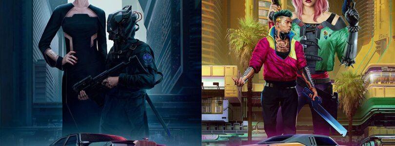 Oficjalna książka oświecie gry Cyberpunk 2077