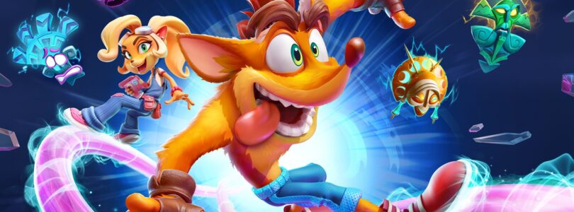 Crash Bandicoot 4 trailer idata premiery