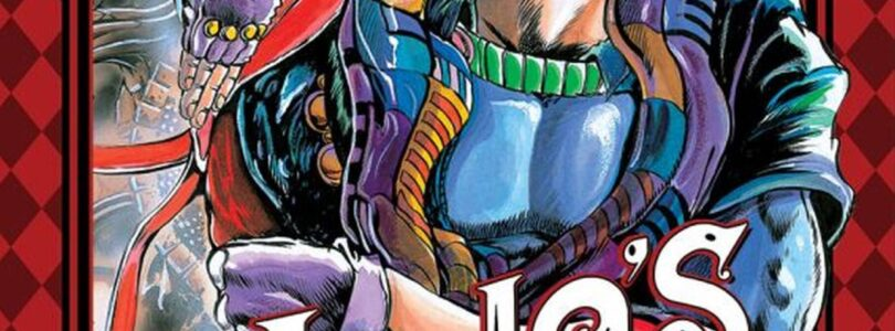 jojo phantom blood tom 1 recenzja