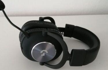 Test słuchawek Logitech G Pro X