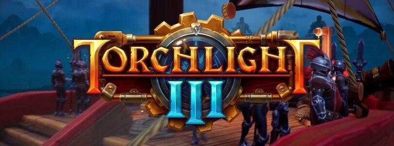 torchlight III news