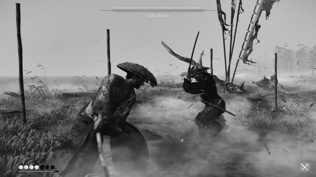 Ghost of Tsushima ma też tryb rodem zkina Akiry Kurosawy