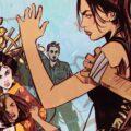 Komiks Tomb Raider