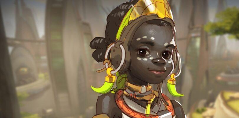 Bohaterka Numbani książka