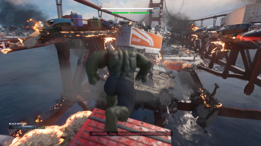 W Avengers, Hulk jest jak Hulk. Naszczęście!