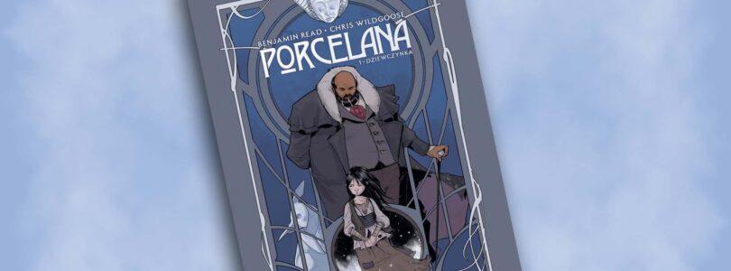 Komiks Porcelana