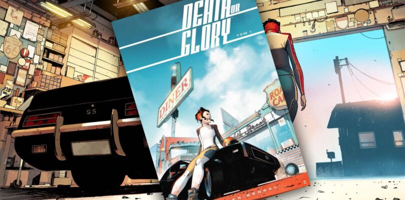 Komiks Death or Glory 1 recenzja