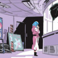 Komiks Lastman 4 recenzja