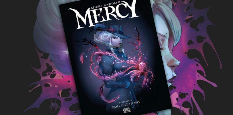 Komiks Mercy recenzja