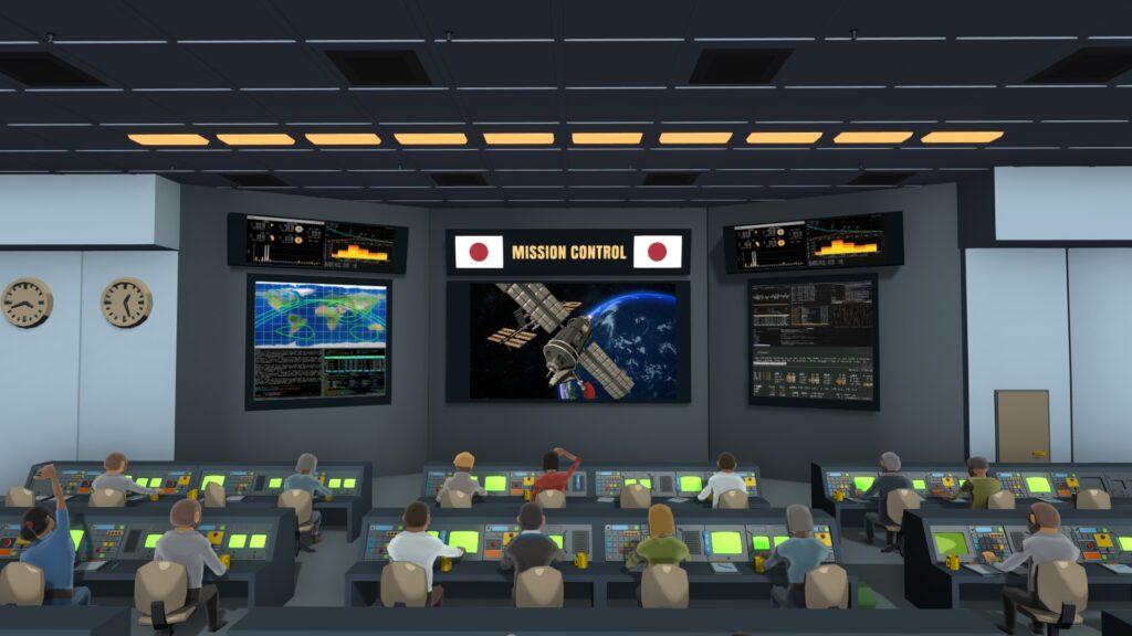 mars horizon mission