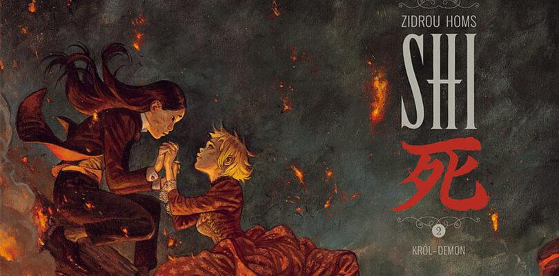 Komiks Shi 2 recenzja