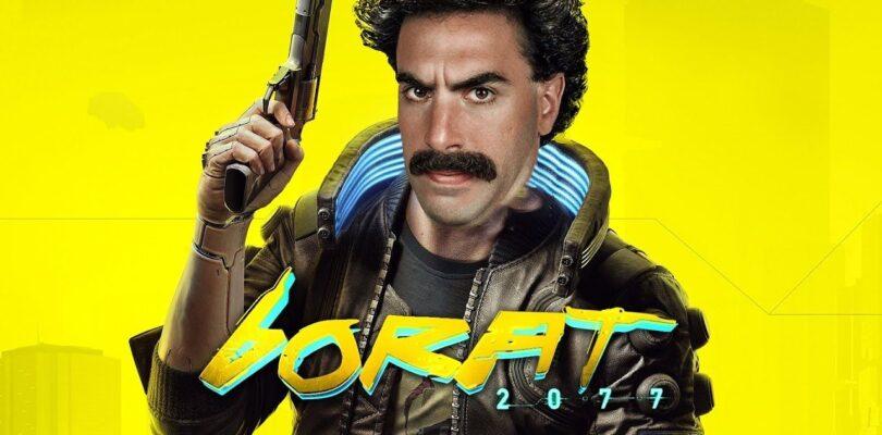 borat cyberpunk 2077