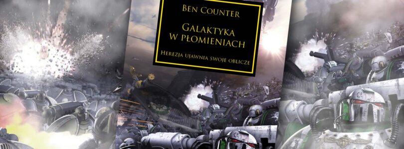 Galaktyka w płomieniach recenzja