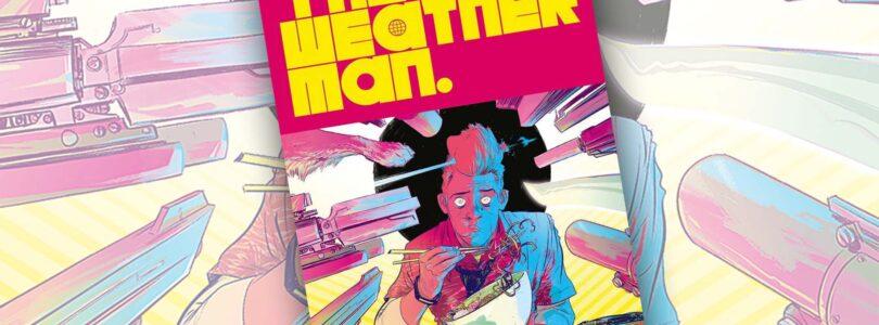 Komiks The Weatherman