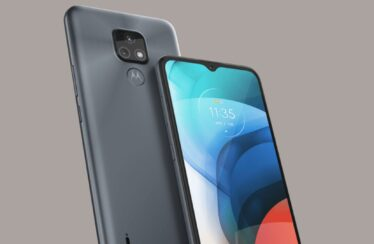 Motorola E7 test