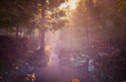 header fabled woods