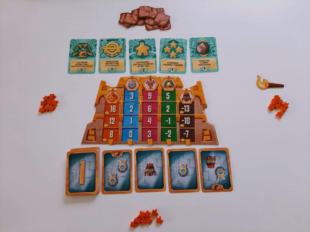 7 zlotych miast stol