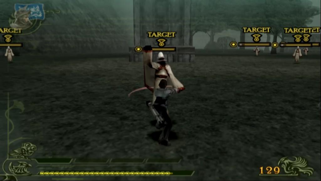 Drakengard niejest grą fajną wobsłudze.